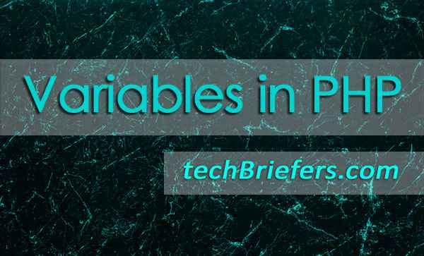 php variables variables in php