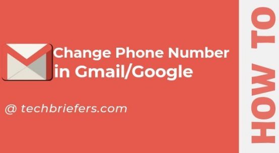 How to Change Mobile Number in Google Account