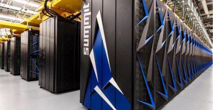 Sumit - worlds fastest supercomputer