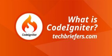 CodeIgniter Introduction, features and working