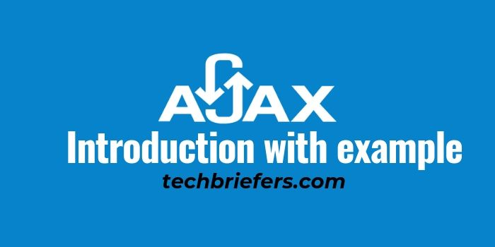 What Is AJAX? JQuery AJAX with example.