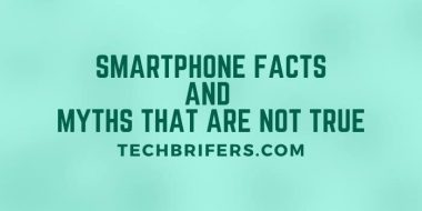 Smartphone facts and Myths proved wrong