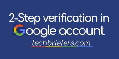 How to enable 2-step verification in Gmail/ Google Account?