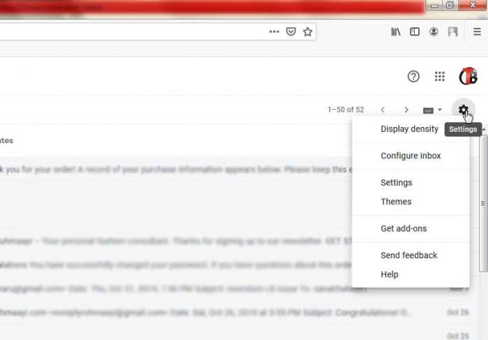Send mail from Gmail as domain Mail
