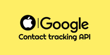Apple And Google Contact Tracking API Debuts