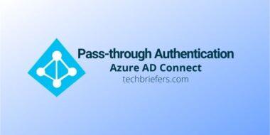 Pass-through Authentication