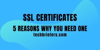 SSL certificates, 5 reasons why you need one
