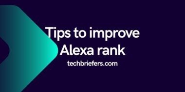 Tips To Improve Alexa Rank Of Your Website