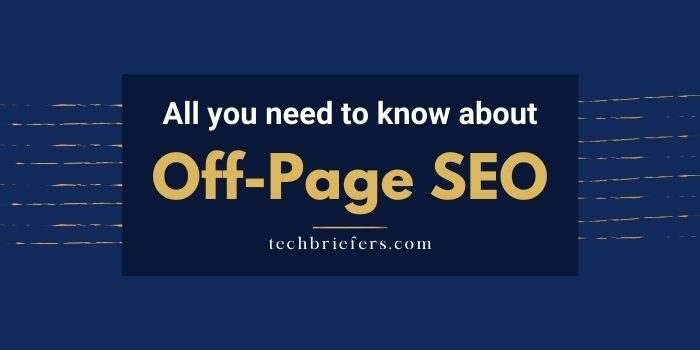 All You Need To Know About Off-Page SEO: Link Building Guide