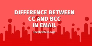 Difference between Cc and Bcc in Email, Using It Wrong!